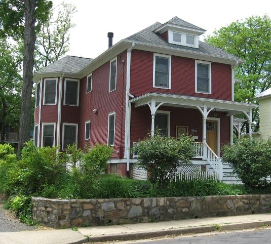Arlignton, VA Historic Preservation Sears Kit Home
