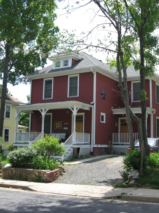 Arlignton, VA Historic Preservation Addition