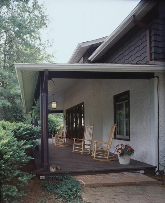 Falls Church, VA Historic Home Porch