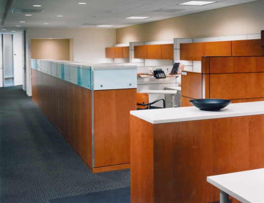 Tysons Corner Office Renovation
