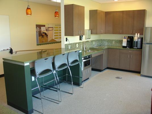 Office Renovation Kitchen