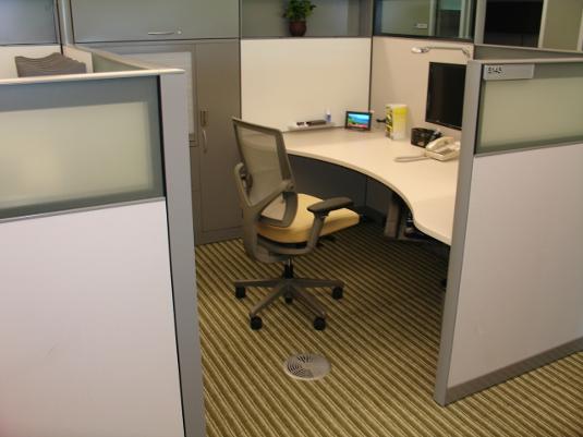 LEED Office Renovation