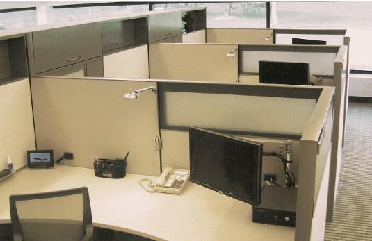 LEED Open Office Renovation