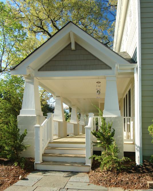 Falls Church, VA Arts and Crafts Porch