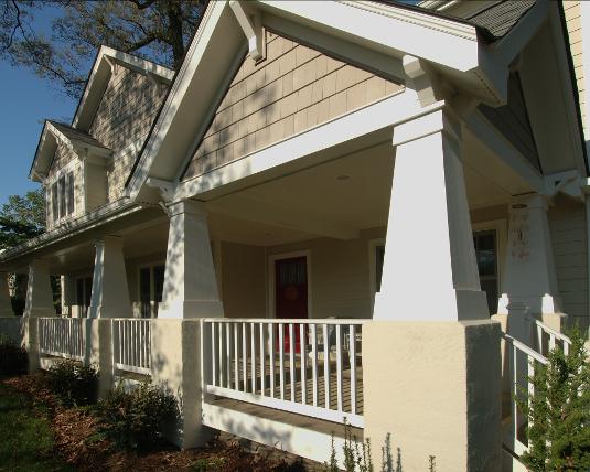 Falls Church, VA Front Porch Addition