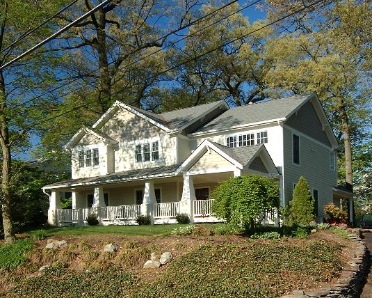 Falls Church, VA Home Addition