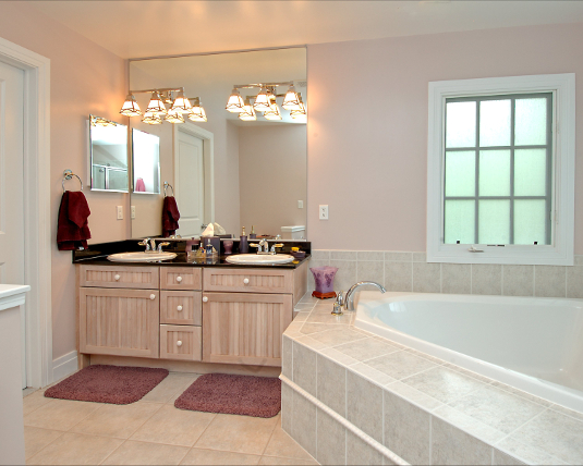 Falls Church, VA Master Bathroom