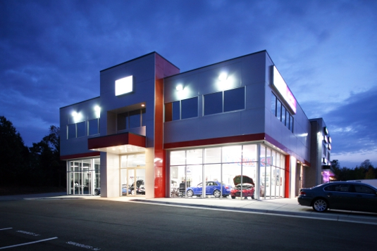Manassas, VA Mixed-Use Dealership and Offices