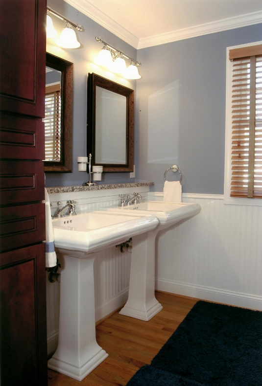 Virginia Master Bathroom Renovation