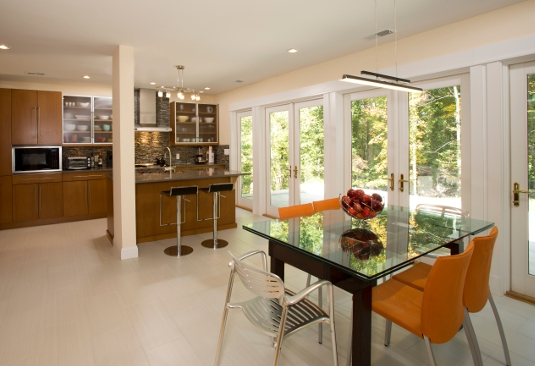 Fairfax, VA Contemporary Kitchen Design