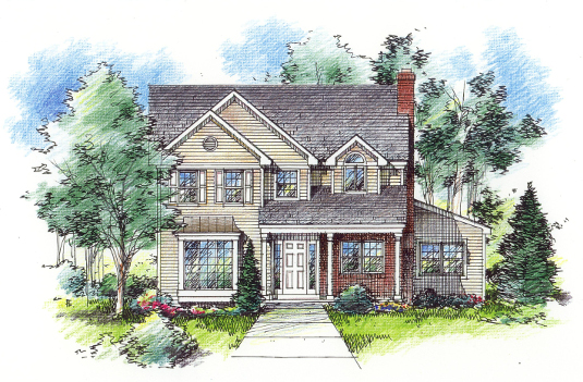 Falls Church, VA Renovation Drawing