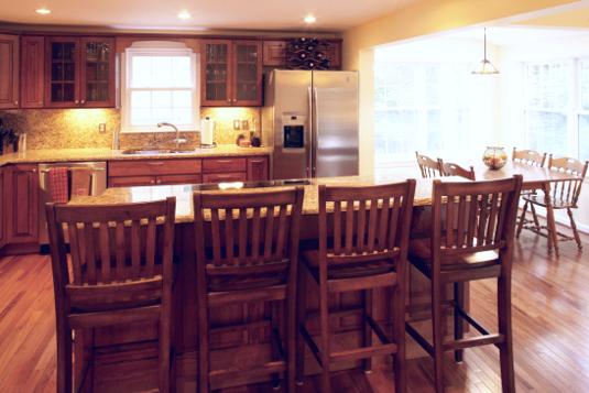 Burke Custom Kitchen