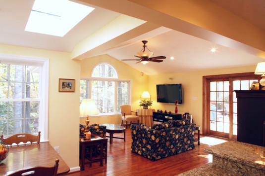 Burke Family Room Addition