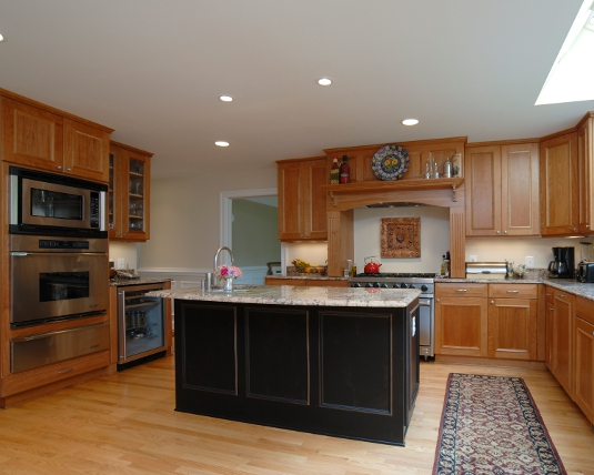 McLean, VA Custom Kitchen