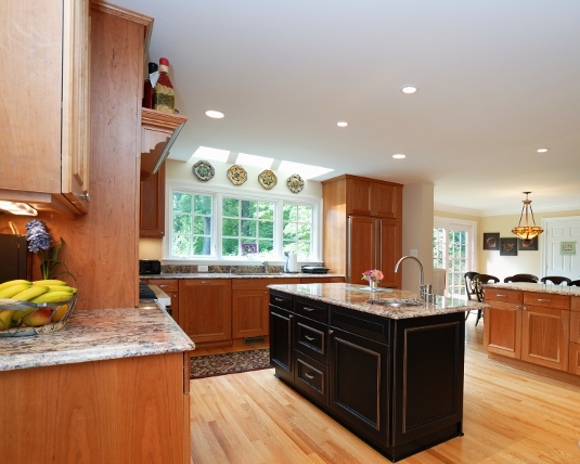 McLean Custom Kitchen Island